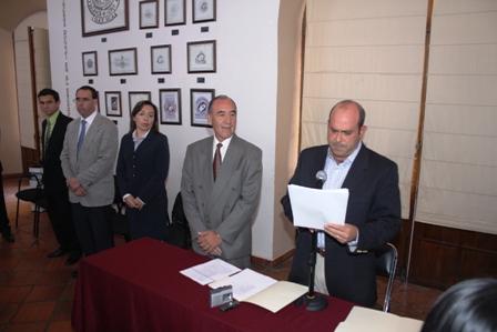 El presidente municipal del cambio Luis Ugartechea, retomá proyectos del gobierno anterior