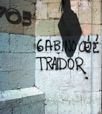 La política del nuevo gobierno de Oaxaca, será represiva: FARP
