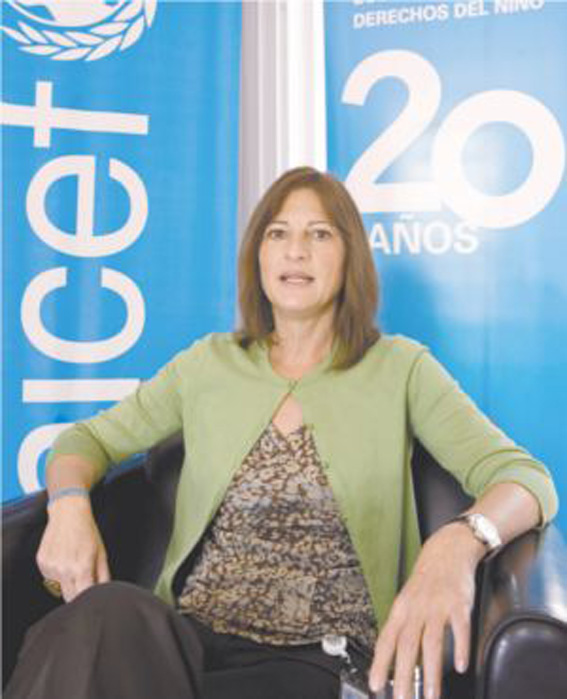 Representante de UNICEF México guarda silencio, sobre infancia y guerra contra delincuencia
