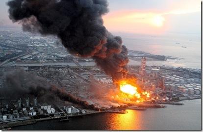 Se detectan altos niveles de radiación a 20 kilómetros de central nuclear, dañada en el noreste de Japón