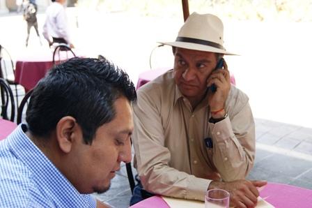 Gobierno de Oaxaca obstaculiza programas del Banco del Vaticano: Manuel Barrera