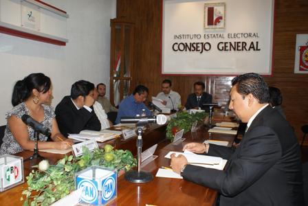 Instituto Estatal Electoral y de Participación Ciudadana