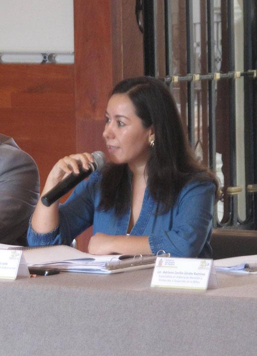 VERDUGUILLO / Protege actos de corrupción Haydeé Reyes Soto, directora del Registro Civil