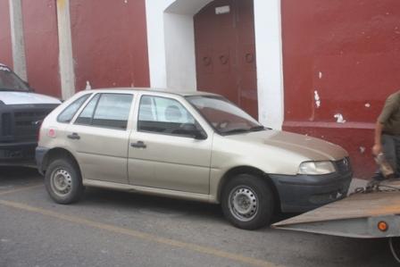 Recuperan vehículo robado mediante Sistema de Reconocimiento Automático