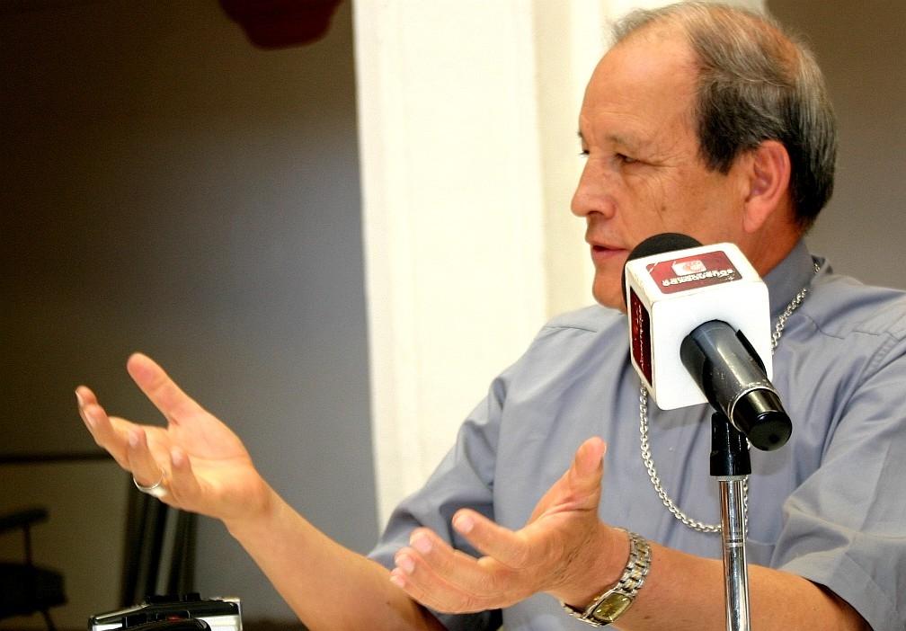 VERDUGUILLO / El Arzobispo de Oaxaca José Luis Chávez Botello critica todo