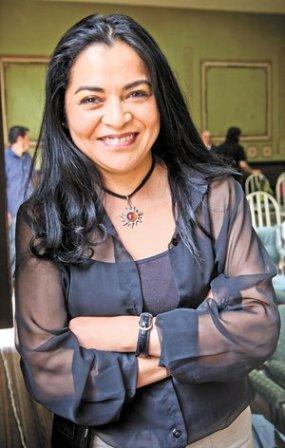 Presidenta nacional de Amedi