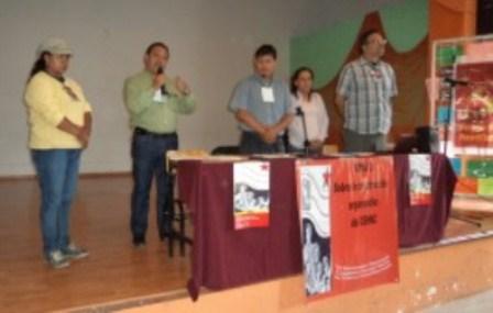 """Sexto encuentro nacional del congreso social """"Hacia un Nuevo Constituyente"""""""