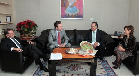 Se suman gobernadores de Chiapas, Guerrero y Oaxaca a Cruzada Nacional contra el Hambre