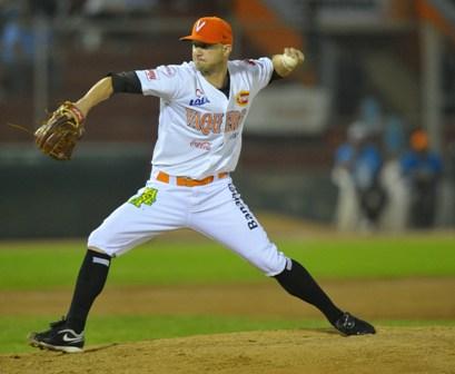El lanzador zurdo Bobby Livingston, refuerzo de Guerreros de Oaxaca