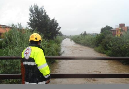 Monitoreo de ríos y arroyos