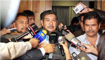 Acuerdan Gobierno del DF y CNTE establecer mesa política