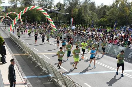 Segundo Medio Maratón
