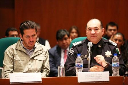 Control inteligente del delito, obra que refleja los objetivos de la PF: Galindo Ceballos