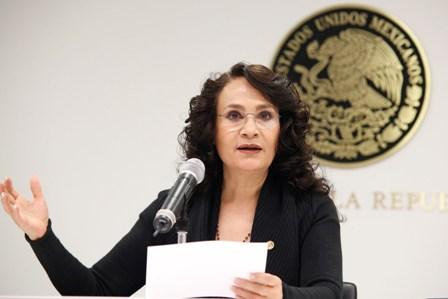 Vicecoordinadora del Grupo Parlamentario PRD en el Senado
