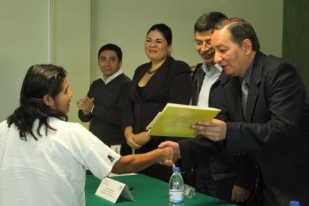 Trabajadores del gobierno de Oaxaca