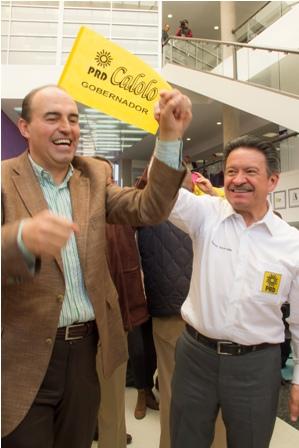 Candidato al gobierno de San Luis Potosí