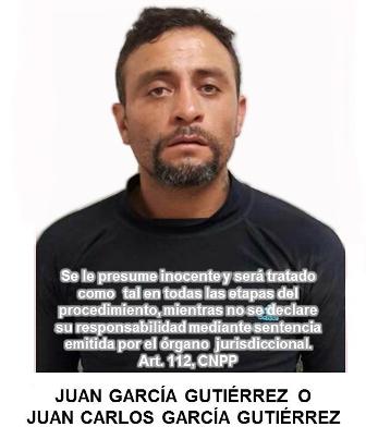 Detenido con droga en Michoacán