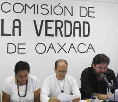 Inicia Comisión de la Verdad sesiones públicas itinerantes en comunidades de Oaxaca