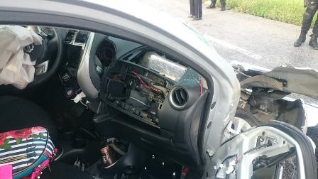 Asegura Policía Federal 25 kilogramos de cocaína en San Fernando, Tamaulipas