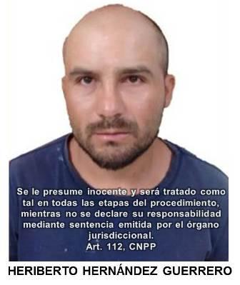 Detiene Policía Federal a seis presuntos integrantes de grupo delictivo dedicado al secuestro en el EdoMex