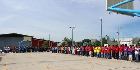 Inaugurará Secretaría de Administración de Oaxaca Torneo Intramuros 2015
