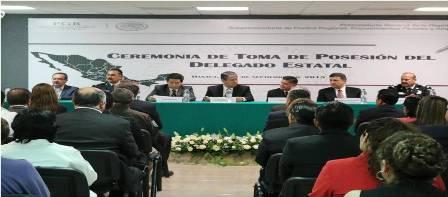 Nuevo delegado de la PGR-Oaxaca