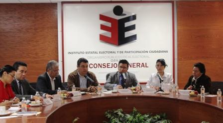 Instalan comisiones de Candidaturas Independientes y de Participación Ciudadana, en Oaxaca