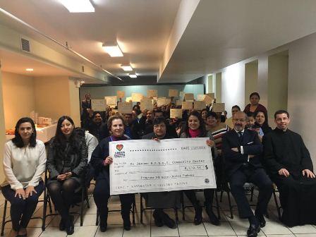 Organizaciones y jóvenes mexicanos en Nueva York