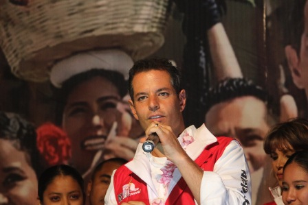 Candidato a gobernador del PRI-PVEM-Panal