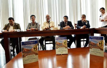 Cronista de la Ciudad de Oaxaca