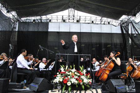 Tarde de celebración en la UAM Azcapotzalco con la Orquesta Sinfónica del IPN
