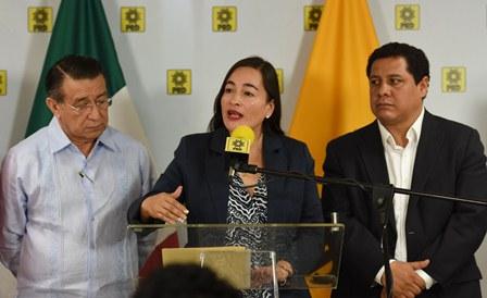Crean Comisión para la Transformación del Partido de la Revolución Democrática