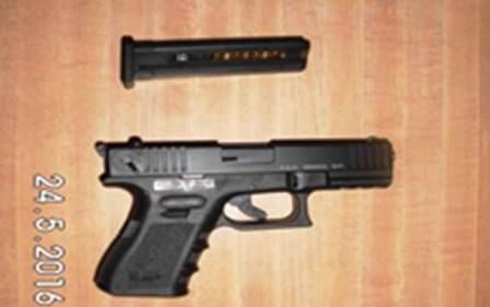 Tres detenidos en el Istmo de Tehuantepec por portación de armas de fuego: SSPO