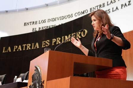 Senadora de la República ciudadana