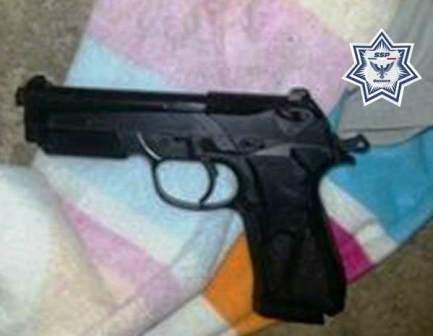 Detenidas tres personas en el Istmo por portación ilegal de armas de fuego
