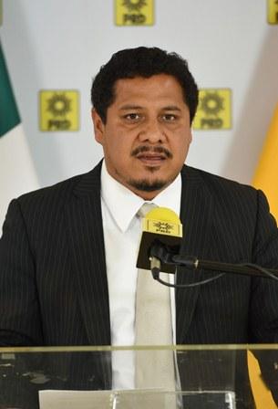 Secretario de Internacionales del PRD