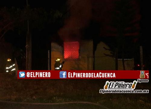 Prenden fuego a casa de la viuda del periodista asesinado en Tierra Blanca  Veracruz