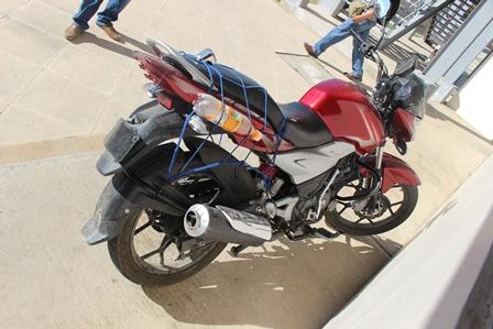 Recuperan camioneta y motocicleta en la Cuenca