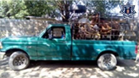 Detenido por el presunto delito de abigeato en la Cuenca del Papaloapan