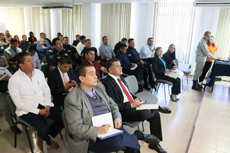 Imparte PGR-Oaxaca taller de capacitación