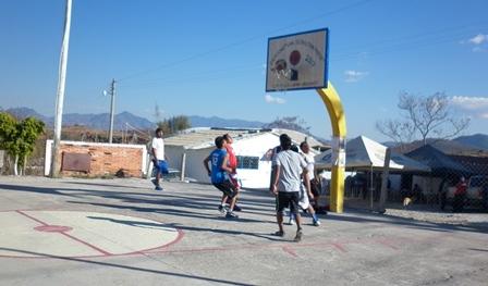 Torneo de basquetbol Yucuñuti 2017