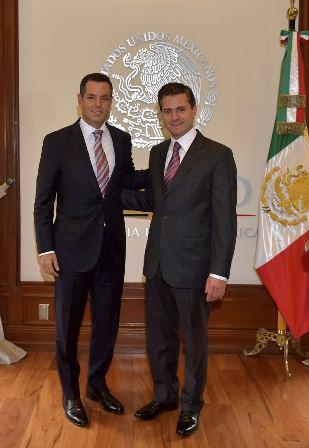 Analizan EPN y AMH programas y proyectos federales para Oaxaca
