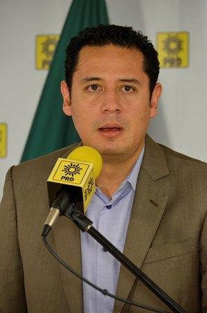 Presidente del Consejo Nacional del PRD