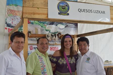 Exponen en las ferias de la Guelaguetza productos inocuos y de calidad: SAGARPA Oaxaca