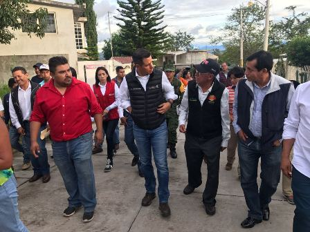 Inicia este viernes censo de viviendas dañadas por sismo en la región Mixteca