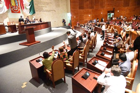 Autoriza Congreso al Poder Ejecutivo