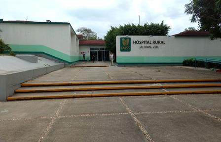 Hospital Rural IMSS-Prospera