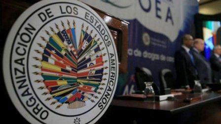 Impulsan nueve países ante la OEA
