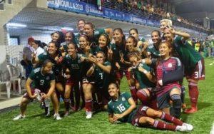 Egresadas de Copa Telmex Telcel