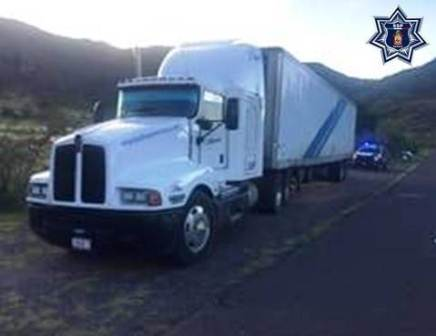 Recupera Policía de Oaxaca dos unidades de motor con reporte de robo en la Mixteca